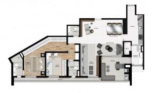 apartamento-planta-128m2-2-quartos-vanguarda-caminhos-da-lapa