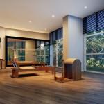 Perspectiva Sala de Pilates - Vanguarda - Caminhos da Lapa